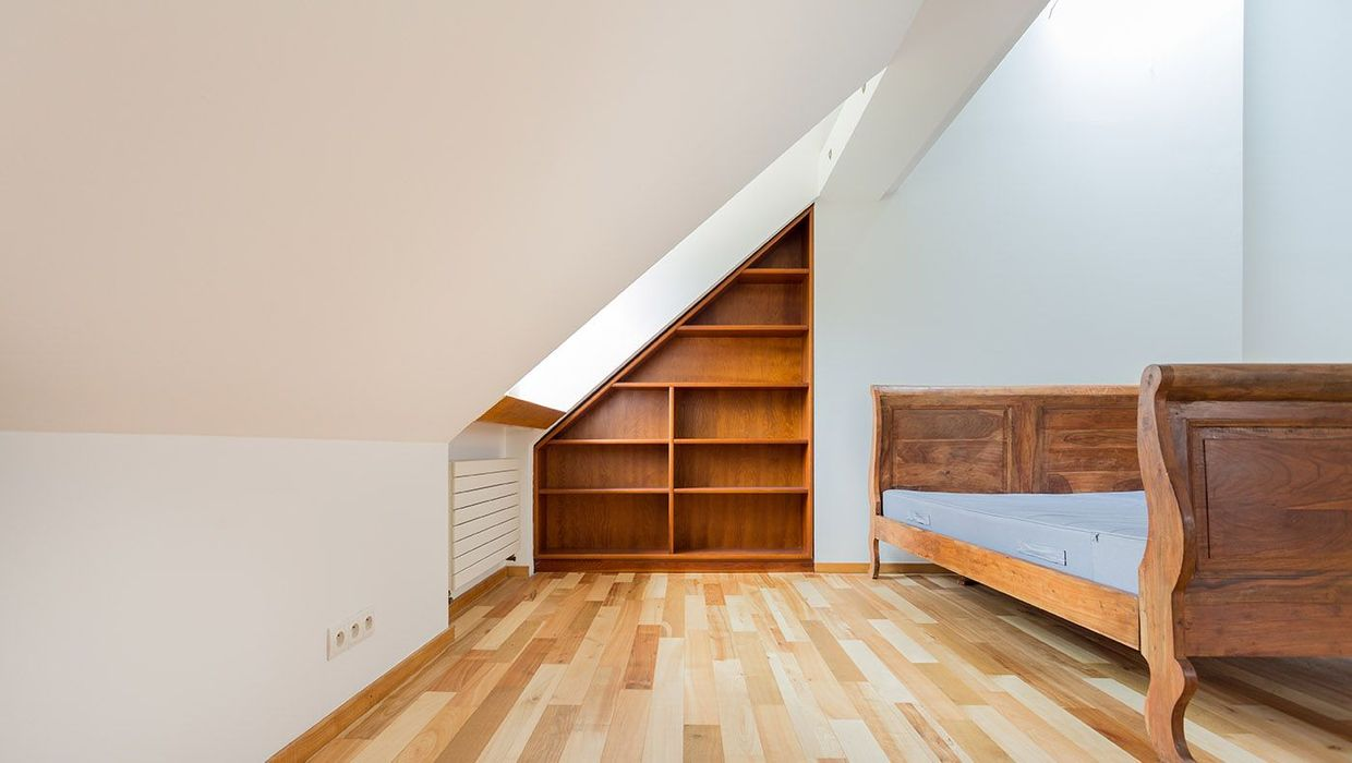 One of our loft conversions
